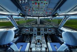 A320_Dual_Head-up_Display